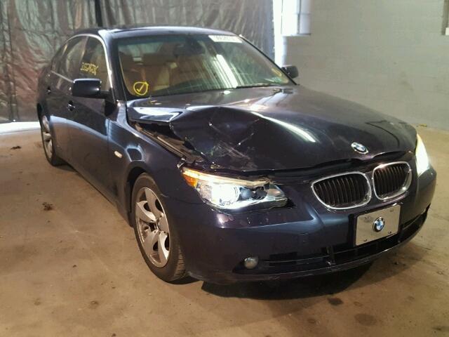 WBANA535X5B862285 - 2005 BMW 525I