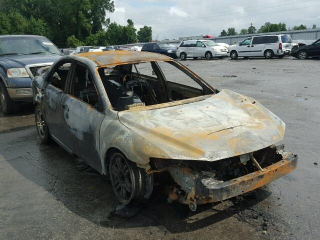 Salvage V   2008 Mazda 6