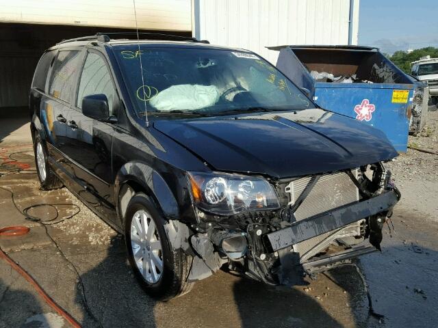 Salvage V | 2015 Dodge Caravan