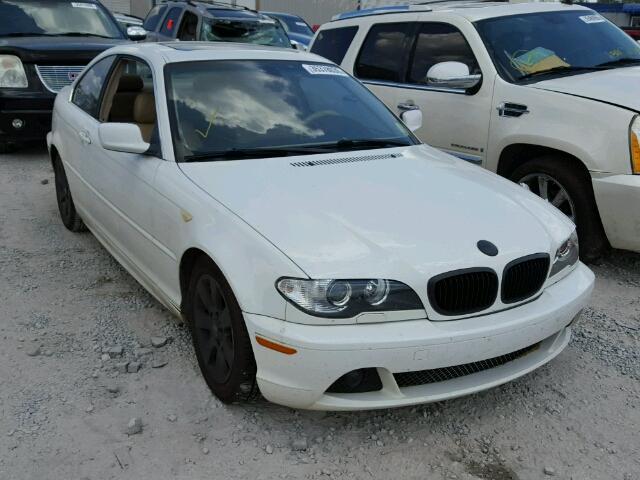 WBABD33425PL06867 - 2005 BMW 325CI