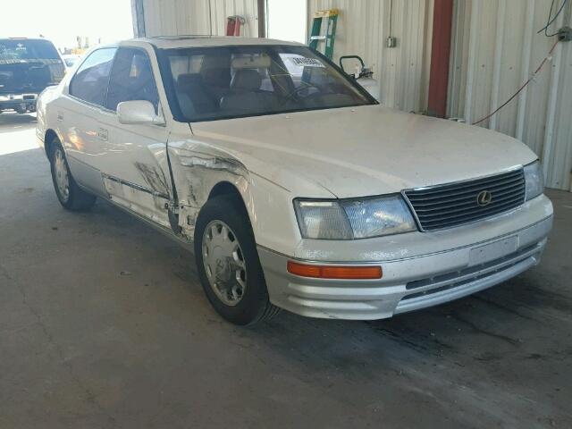 JT8BH28F3V0078834 - 1997 LEXUS LS 400