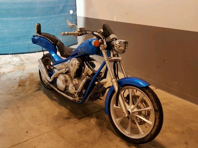 JH2SC6105AK000316 - 2010 HONDA VT1300CX