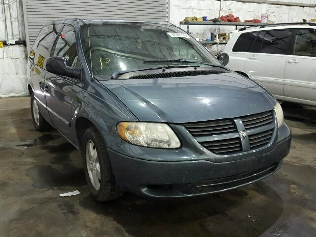 Salvage V | 2005 Dodge Caravan