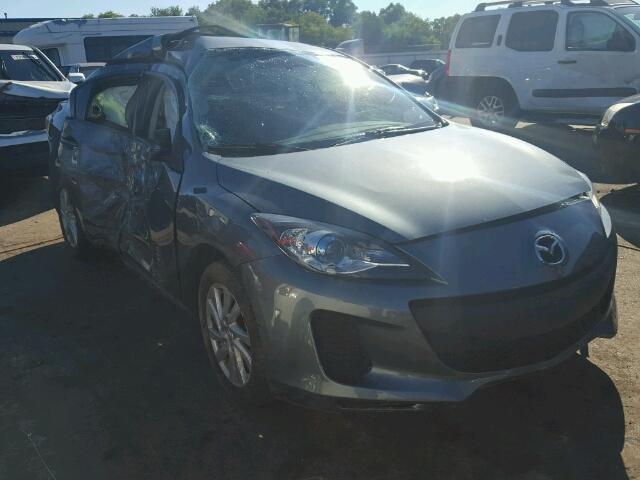 Salvage V | 2012 Mazda 3