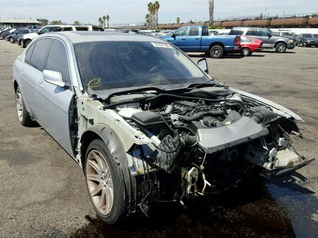 WBAHN83596DT25027 - 2006 BMW 750LI