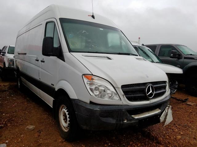 2011 Mercedes-benz Sprinter 2 3.0. Lot 26738790 Vin WD3PE8CB7B5571190