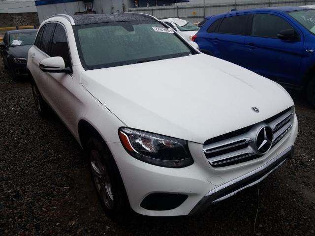 2018 Mercedes-benz Glc 300 2.0. Lot 27571490 Vin WDC0G4JB2JV015343
