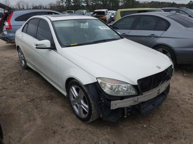 2010 Mercedes-benz C 300 3.0. Lot 28419680 Vin WDDGF5EB1AR088726