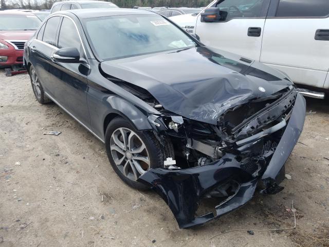2015 Mercedes-benz C 300 2.0. Lot 28255300 Vin 55SWF4JB2FU075419