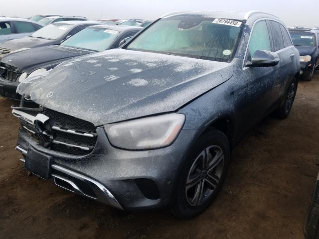2020 Mercedes-benz Glc 300 4m 2.0. Lot 28794450 Vin WDC0G8EB9LF685003