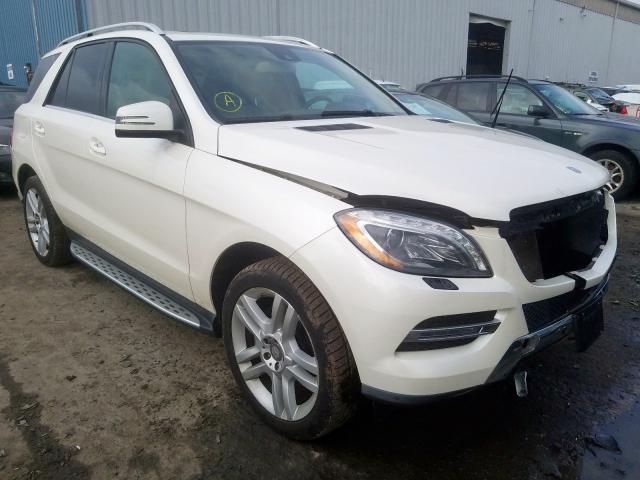 2013 Mercedes-benz Ml 350 4ma 3.5. Lot 30815190 Vin 4JGDA5HB9DA266842