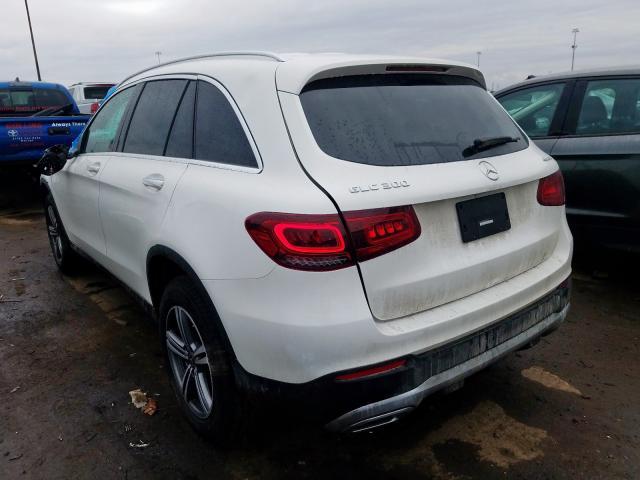2020 Mercedes-benz Glc 300 4m 2.0. Lot 32107350 Vin WDC0G8EB5LF688173