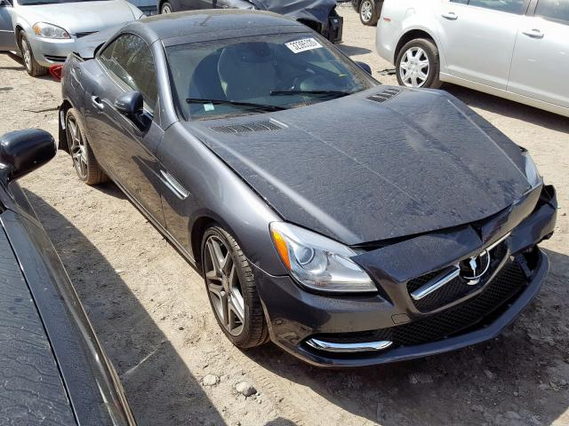 2014 Mercedes-benz Slk 250 1.8. Lot 32395320 Vin WDDPK4HA8EF076735