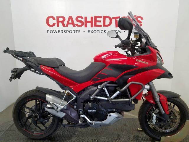 2014 Ducati Multistrad . Lot 28791570 Vin ZDM12BSW1EB009544