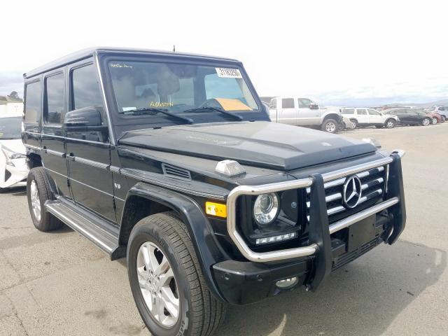 2013 Mercedes-benz G 550 5.5. Lot 31163250 Vin WDCYC3HF9DX212830