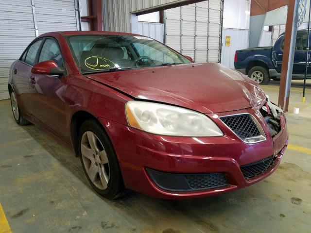 2010 Pontiac G6 2.4. Lot 33350310 Vin 1G2ZA5E01A4151650