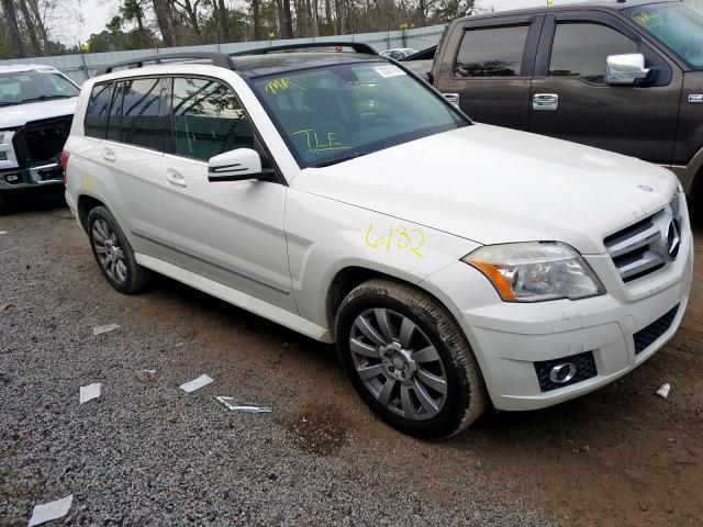 2010 Mercedes-benz Glk 350 3.5. Lot 42343010 Vin WDCGG5GB9AF464203