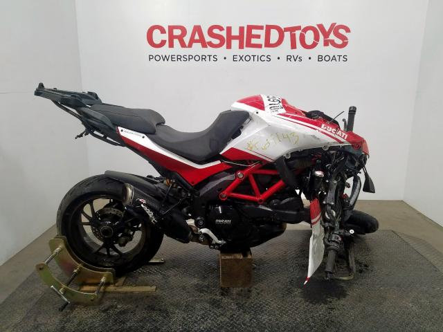 2013 Ducati Multistrad . Lot 29955910 Vin ZDM12BSW1DB005492