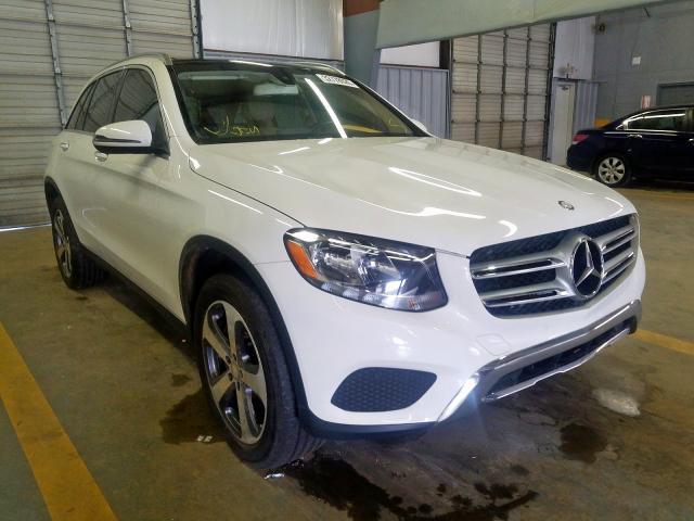 2016 Mercedes-benz Glc 300 4m 2.0. Lot 32778020 Vin WDC0G4KB3GF034047