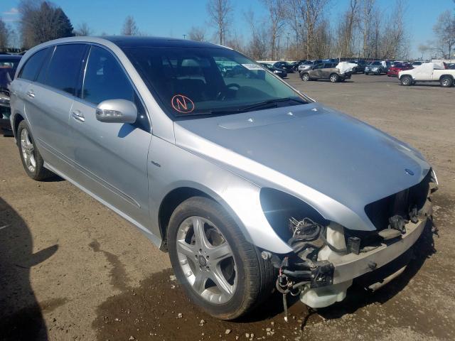 2010 Mercedes-benz R 350 blue 3.0. Lot 33564940 Vin 4JGCB2FE4AA106416