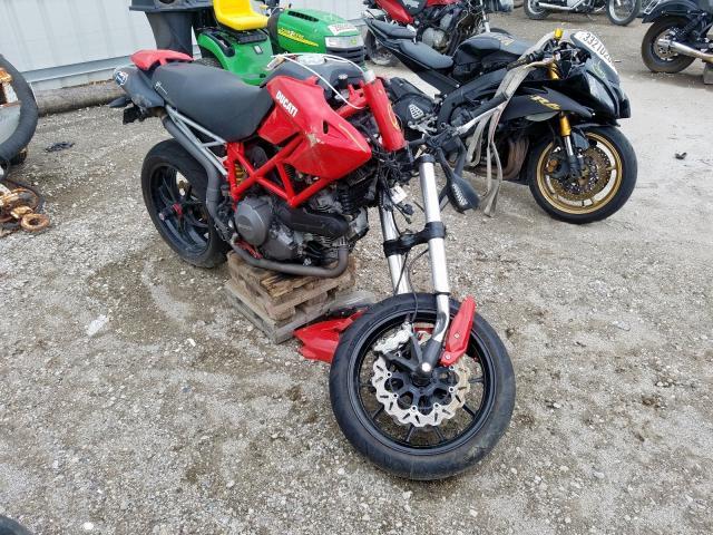 2011 Ducati Hypermotar . Lot 32851760 Vin ZDM1YAAN0BB023447