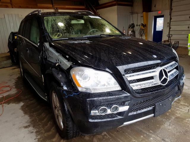 2011 Mercedes-benz Gl 450 4ma 4.6. Lot 34390630 Vin 4JGBF7BE0BA725583