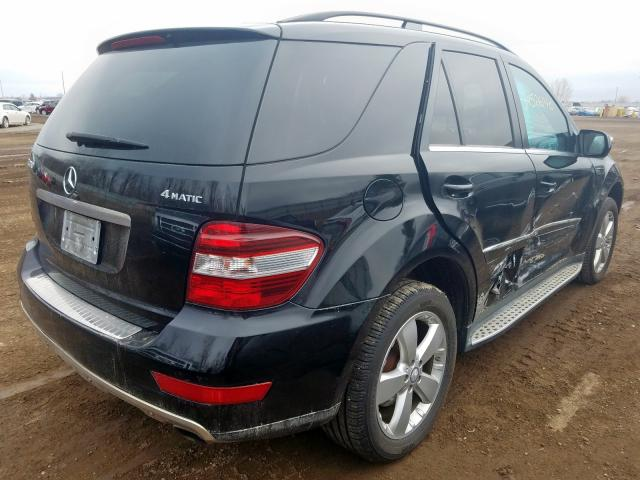 2010 Mercedes-benz Ml 350 4ma 3.5. Lot 34526140 Vin 4JGBB8GB7AA611840