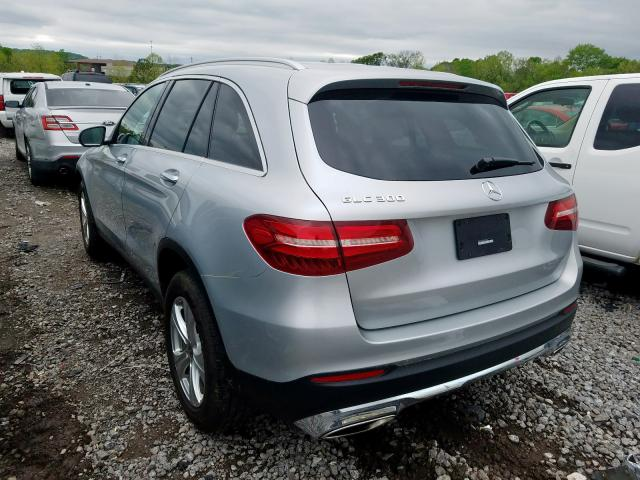 2018 Mercedes-benz Glc 300 2.0. Lot 34850090 Vin WDC0G4JB5JV074872