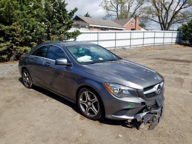 2014 Mercedes-benz Cla 250 2.0. Lot 35494000 Vin WDDSJ4EB8EN038678
