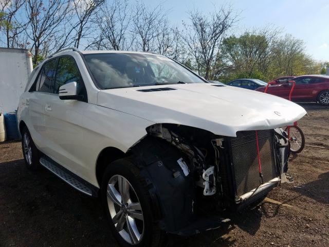 2013 Mercedes-benz Ml 350 4ma 3.5. Lot 35962930 Vin 4JGDA5HB8DA162178
