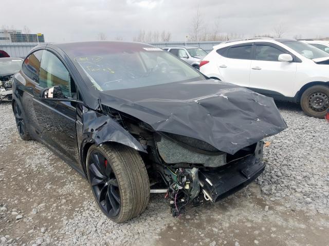 2016 Tesla Model x . Lot 36391420 Vin 5YJXCAE4XGF007671