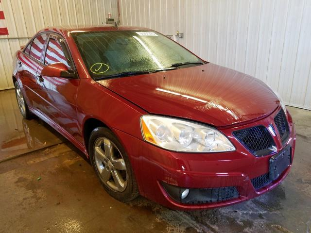 2010 Pontiac G6 3.5. Lot 36751370 Vin 1G2ZA5EK3A4129487