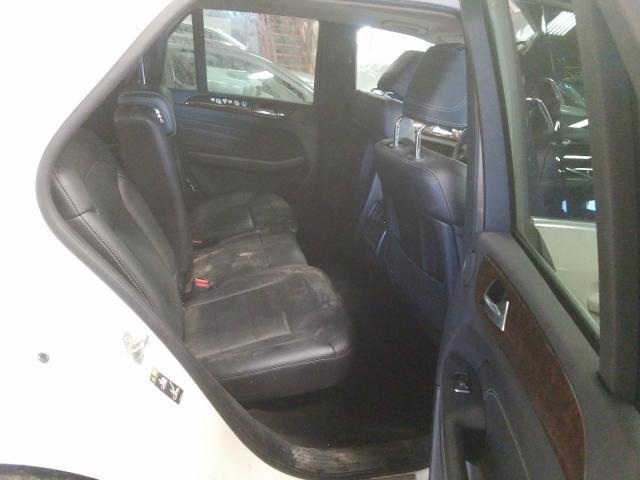 2013 Mercedes-benz Ml 350 4ma 3.5. Lot 36935670 Vin 4JGDA5HB0DA126744
