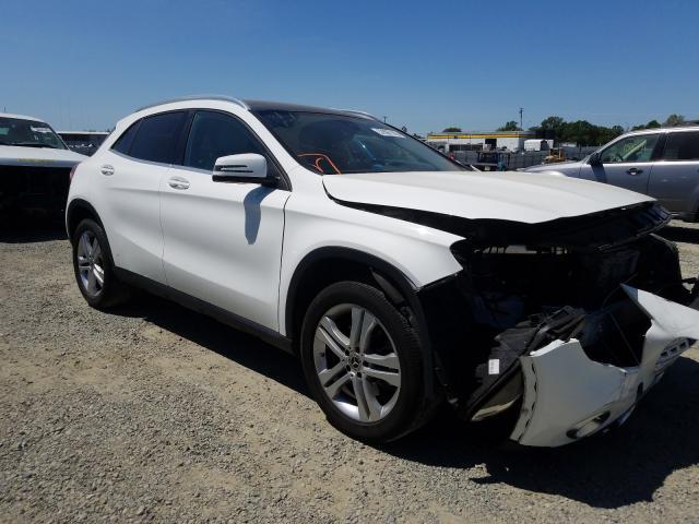 2019 Mercedes-benz Gla 250 2.0. Lot 37067140 Vin WDCTG4EB1KJ581185