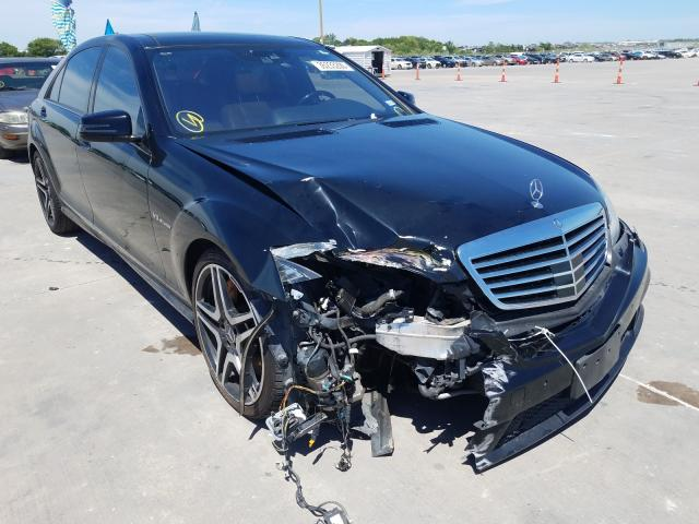 2012 Mercedes-benz S 63 amg 5.5. Lot 35233200 Vin WDDNG7EB7CA435168