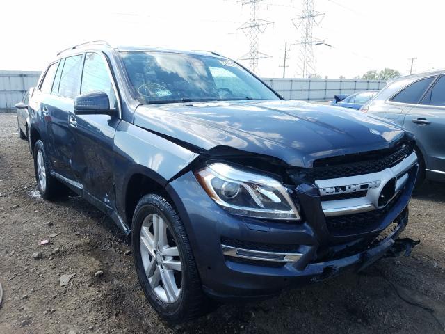 2014 Mercedes-benz Gl 450 4ma 4.6. Lot 37533150 Vin 4JGDF7CE0EA314227