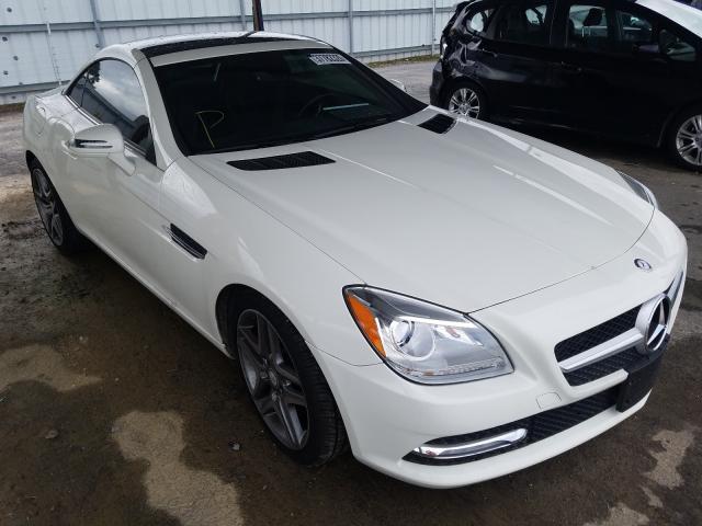 2013 Mercedes-benz Slk 250 1.8. Lot 37782320 Vin WDDPK4HA7DF070696