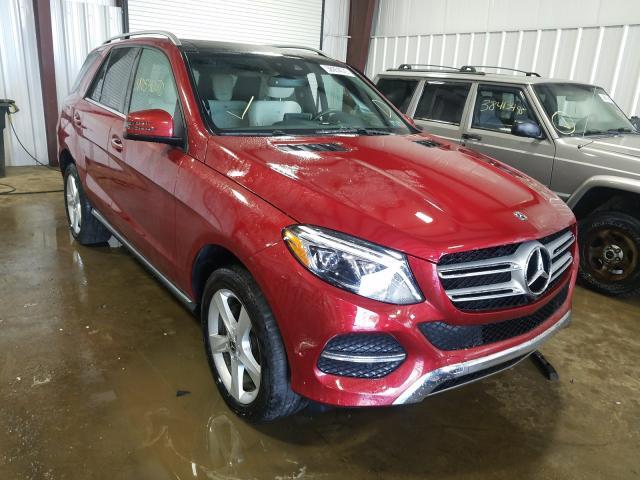 2018 Mercedes-benz Gle 350 4m 3.5. Lot 38054070 Vin 4JGDA5HB6JB015119
