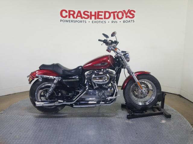 2017 Harley-davidson Xl1200 c . Lot 31687620 Vin 1HD1CT318HC442129