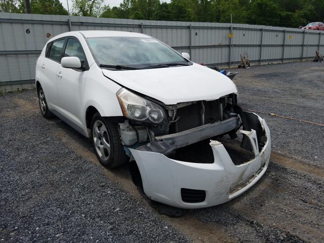 2010 Pontiac Vibe 1.8. Lot 38808530 Vin 5Y2SP6E85AZ409873