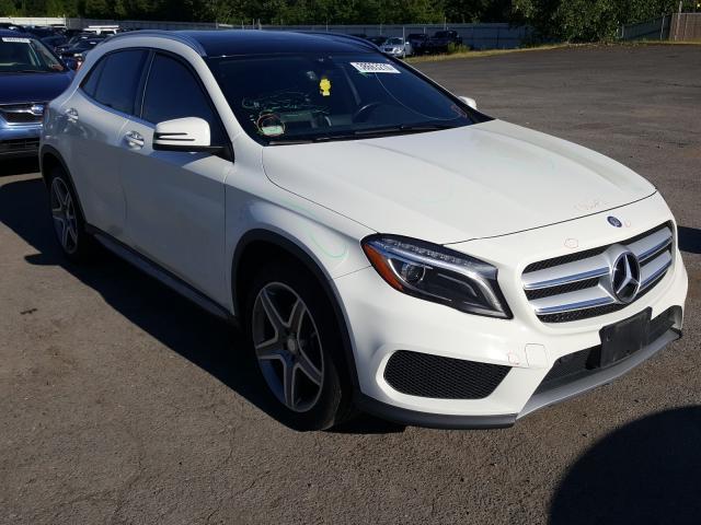 2015 Mercedes-benz Gla 250 4m 2.0. Lot 38663210 Vin WDCTG4GB0FJ089699