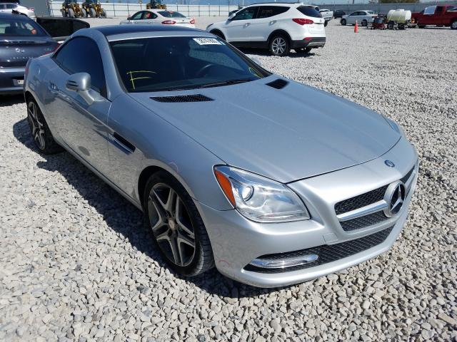 2014 Mercedes-benz Slk 250 1.8. Lot 38747800 Vin WDDPK4HA3EF091997