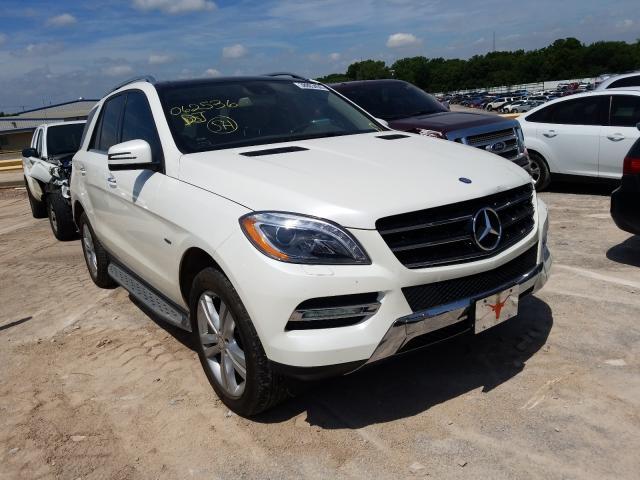 2012 Mercedes-benz Ml 350 4ma 3.5. Lot 38803430 Vin 4JGDA5HB3CA062536