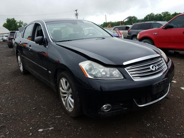 2010 Infiniti M35 base 3.5. Lot 39288420 Vin JN1CY0AR1AM961819