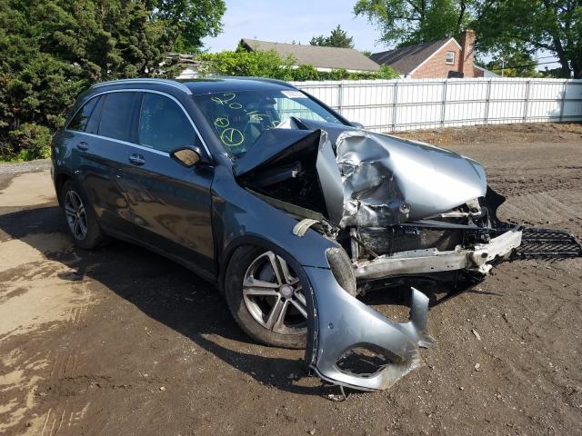 2017 Mercedes-benz Glc 300 4m 2.0. Lot 39267900 Vin WDC0G4KB7HF174538