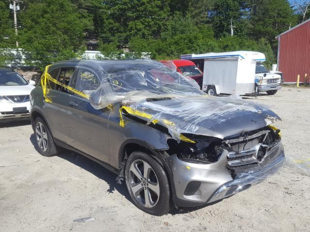 2020 Mercedes-benz Glc 300 4m 2.0. Lot 39565830 Vin WDC0G8EB6LF711699