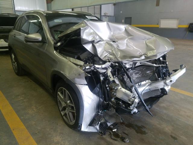 2019 Mercedes-benz Glc 300 2.0. Lot 39384370 Vin WDC0G4KBXKV174790