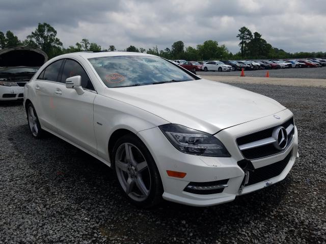 2012 Mercedes-benz Cls 550 4.6. Lot 39464250 Vin WDDLJ7DBXCA017973
