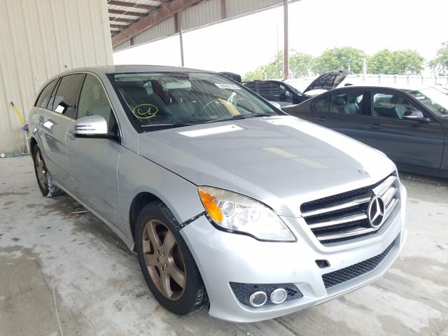 2011 Mercedes-benz R 350 4mat 3.5. Lot 39682160 Vin 4JGCB6FEXBA115906