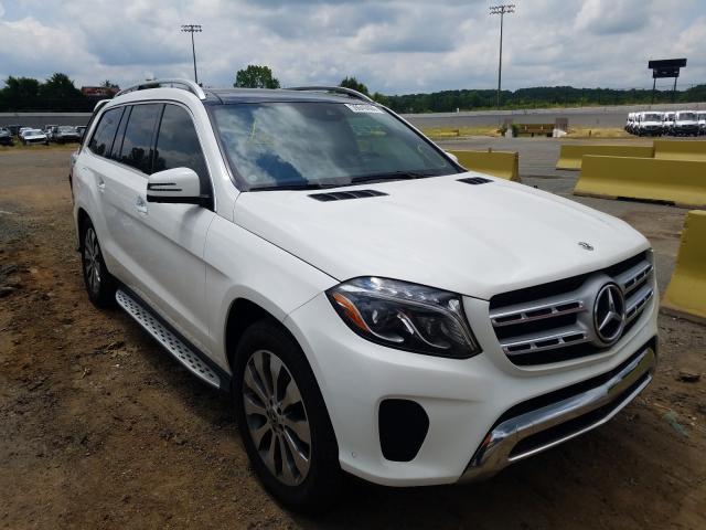 2018 Mercedes-benz Gls 450 4m 3.0. Lot 39649460 Vin 4JGDF6EE1JB171395